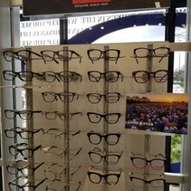 Ray Band Eyeglasses at TSO Spring Rayford